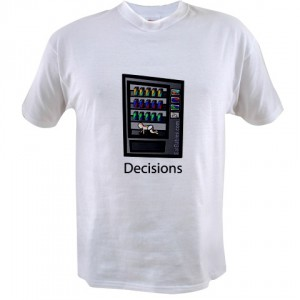 Decisions Tee